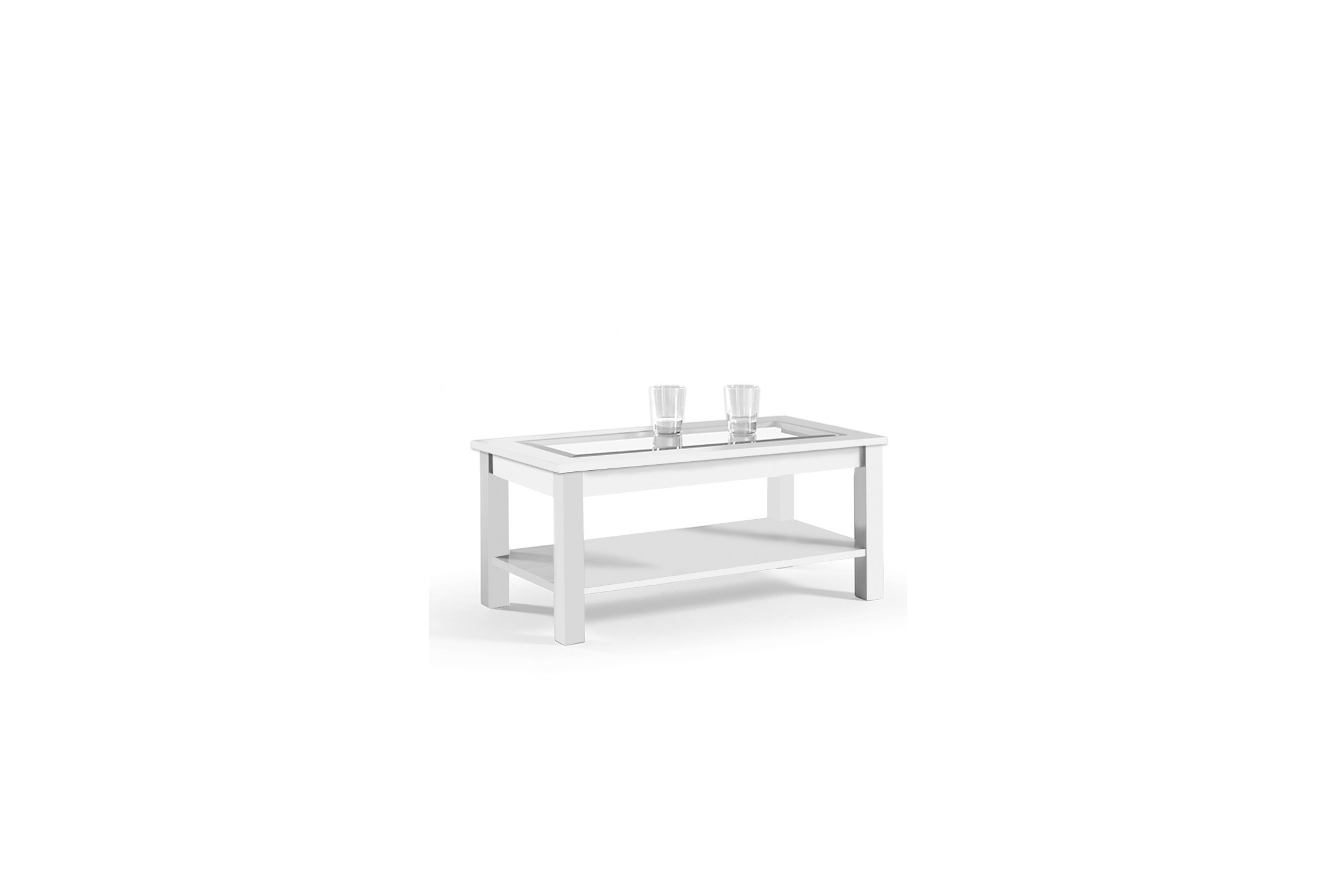 TABLE BASSE RELEVABLE TRAY