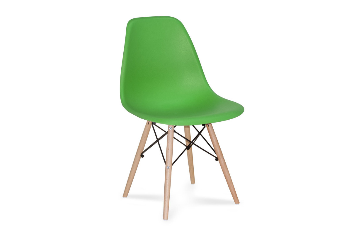 CHAISE TOWER WOOD VERTE EXTRA QUALITY