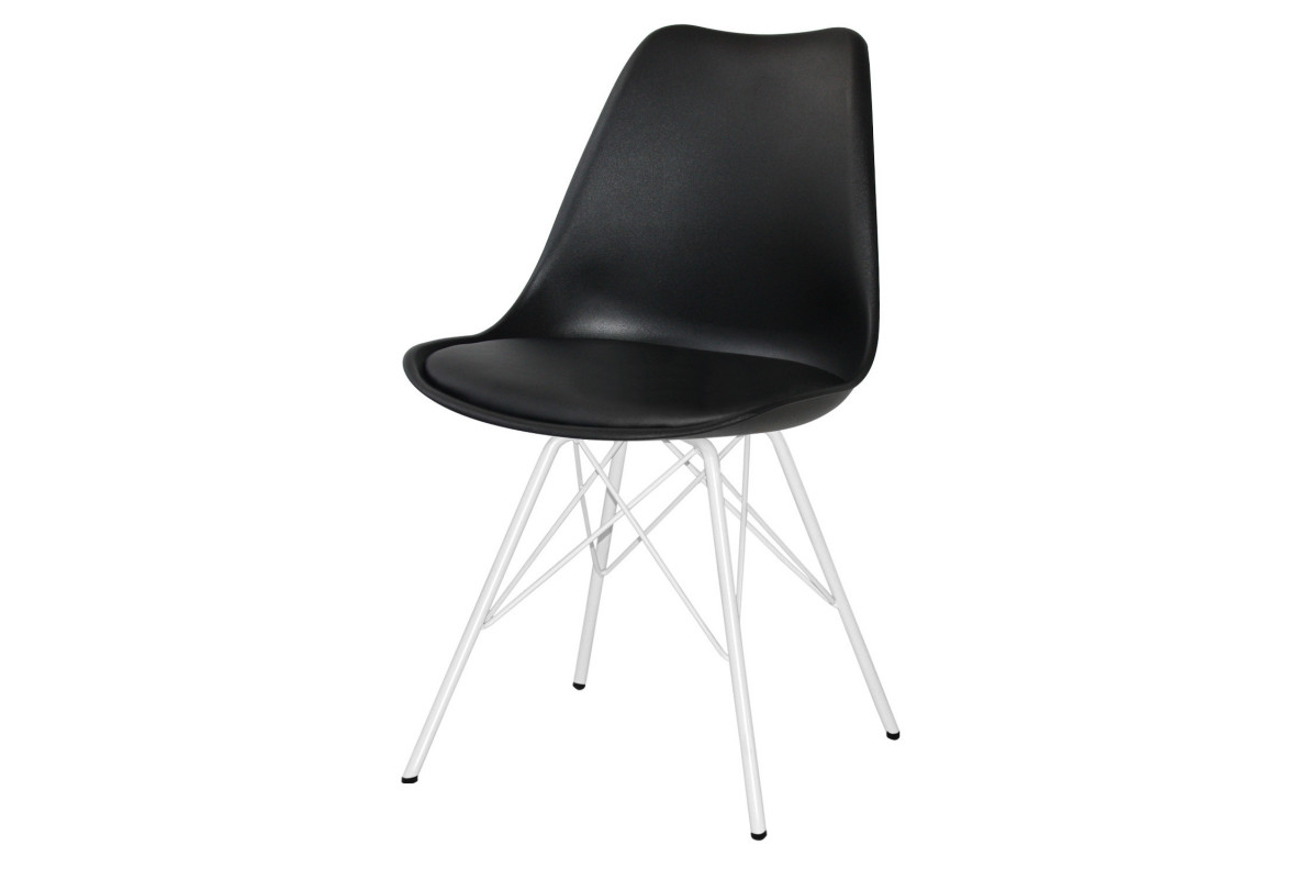 CHAISE TOWER METAL COLOURS WHITE